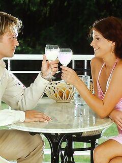 Первое свидание без поцелуев, но зато с сексом