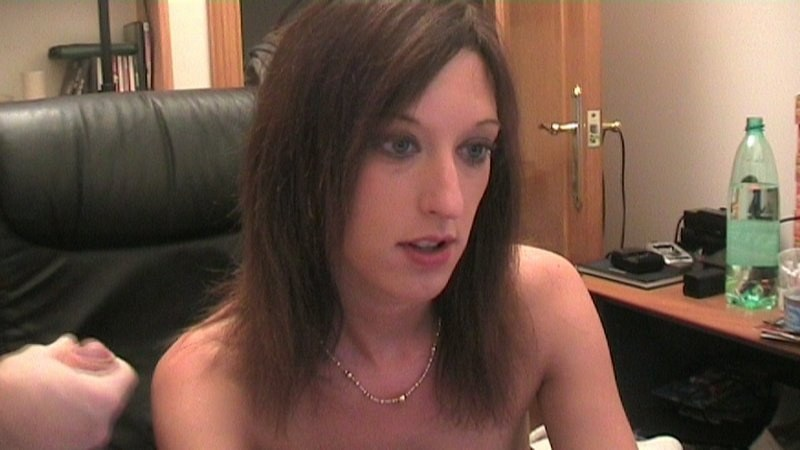 Домашняя порнушка перед вебкой