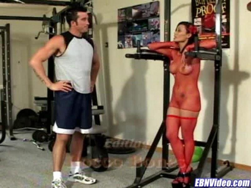 Сексуальная тренировка