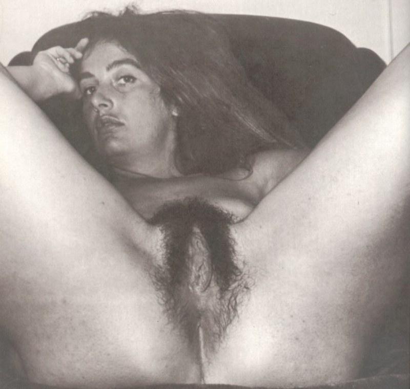 Сексуальность волосатой киски