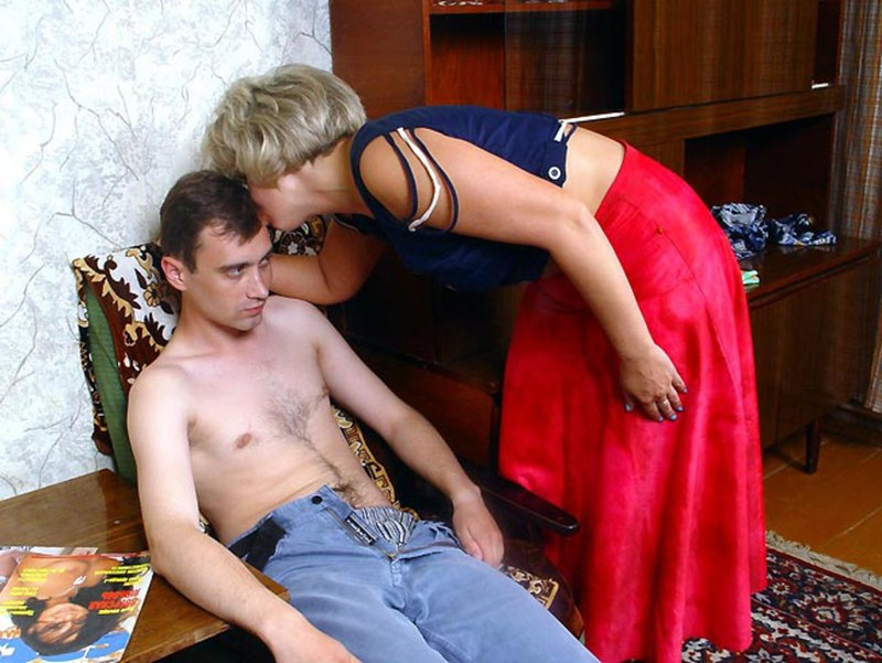 Порол женушку, а представлял сексуальную модель