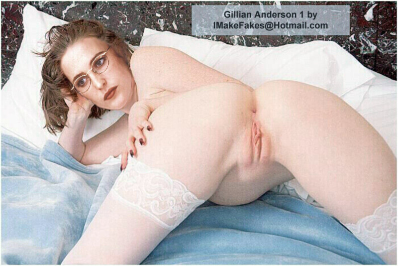 Эротические работы знаменитой Джиллиан