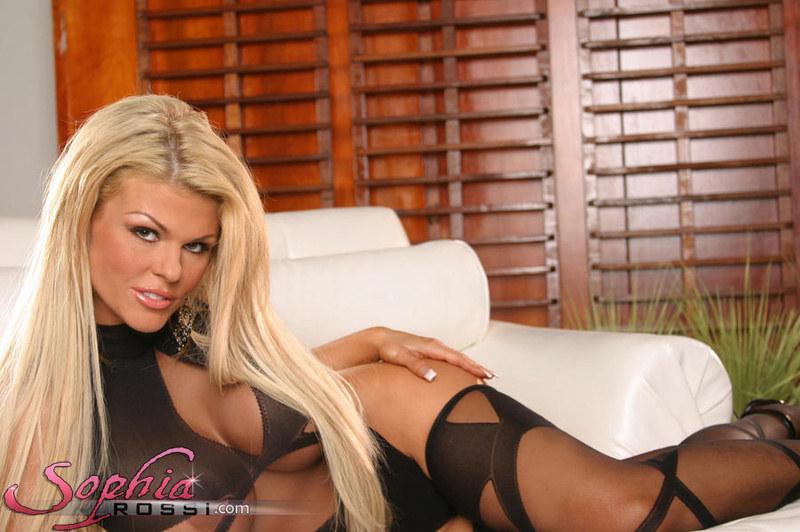Блондинка лучше все