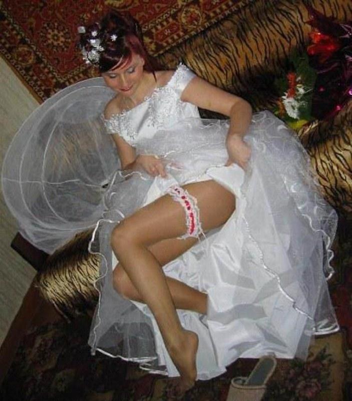 Не дождались брачной ночи
