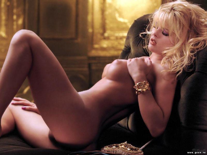 Восхитительный мир сисек блондинок