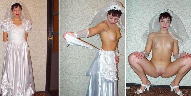 Муженек должен хорошо постараться, чтобы доставить супруге наслаждение в первую брачную ночь