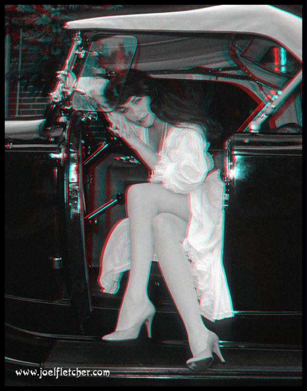 Эротика в 3D