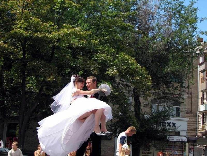 Минет на свадьбе это еще не самое страшное